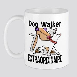 Dog Walker Extraordinaire Mug