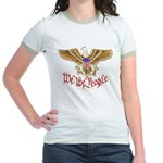 We the People Jr. Ringer T-Shirt
