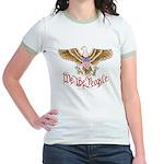 We the People Jr. Ringer T-Shirt