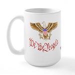 We the People Large Mug