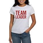 Team Leader (red) Women's T-Shirt