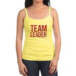 Team Leader (red) Jr. Spaghetti Tank