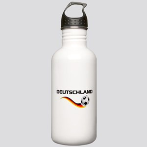 Soccer DEUTSCHLAND Stainless Water Bottle 1.0L
