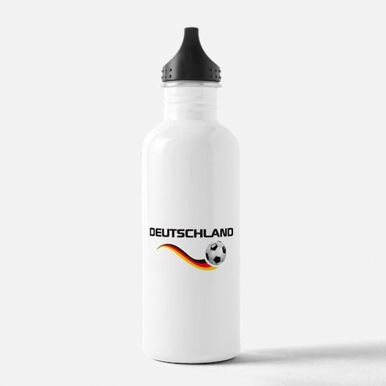 Soccer DEUTSCHLAND Water Bottle