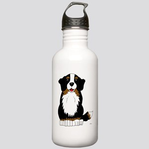 Bernese Mountain Dog Stainless Water Bottle 1.0L