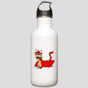 Baby Red Dragon Stainless Water Bottle 1.0L