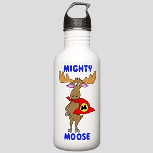 Mighty Moose Stainless Water Bottle 1.0L