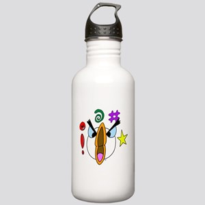 Honking Mad Angry Goose Stainless Water Bottle 1.0