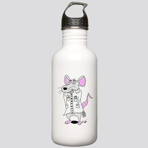 Scientist Lab Rat Stainless Water Bottle 1.0L
