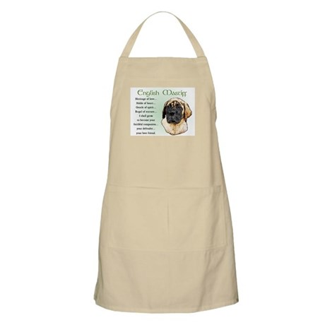 English Mastiff Apron