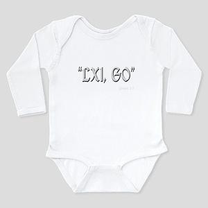 Let There Be Light Long Sleeve Infant Bodysuit