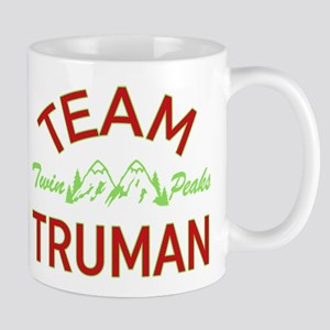 Twin Peaks Team Truman Mugs