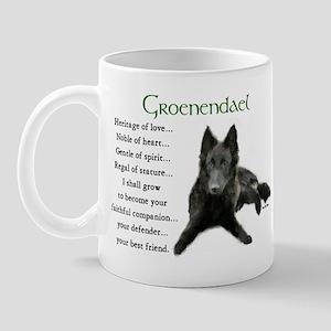 Groenendael Mug