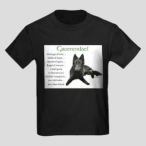 Groenendael Kids Dark T-Shirt