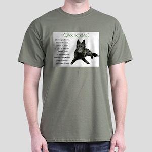 Groenendael Dark T-Shirt