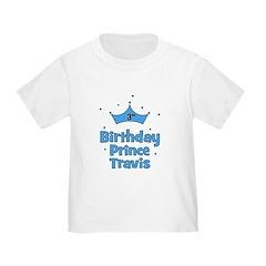 3rd Birthday Prince TRAVIS T