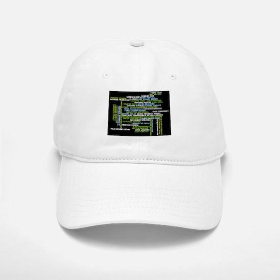 Composers Baseball Baseball Cap