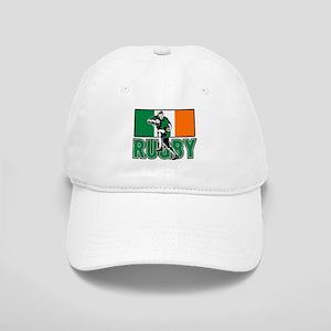 rugby ireland flag Cap