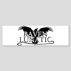 RavenLunaticb Bumper Sticker