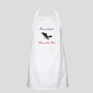 Home of the free... Apron