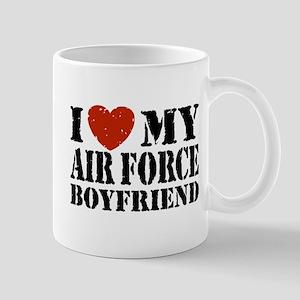 Air Force Boyfriend Mug