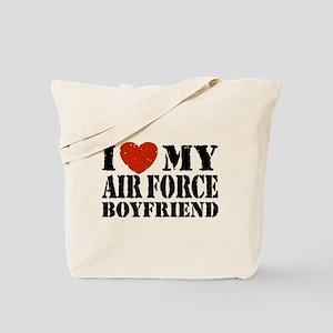 Air Force Boyfriend Tote Bag