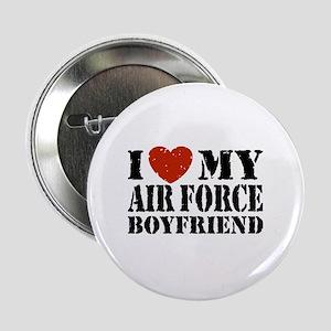 """Air Force Boyfriend 2.25"""" Button"""