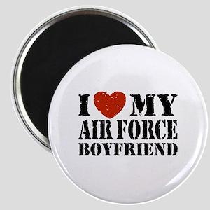 Air Force Boyfriend Magnet