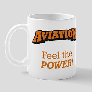 Aviation / Power Mug