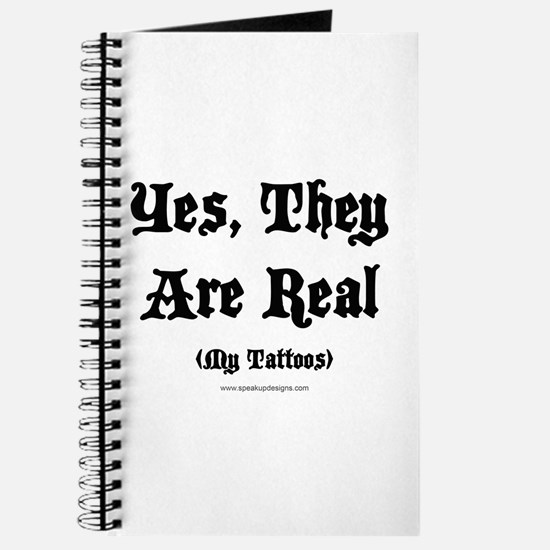 Yes, They Are Real Journal