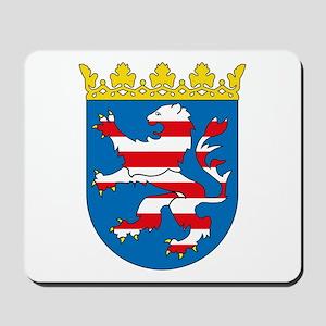 Hessia Coat of Arms Mousepad