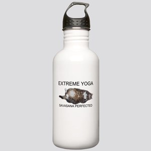 Extreme Yoga Stainless Water Bottle 1.0L