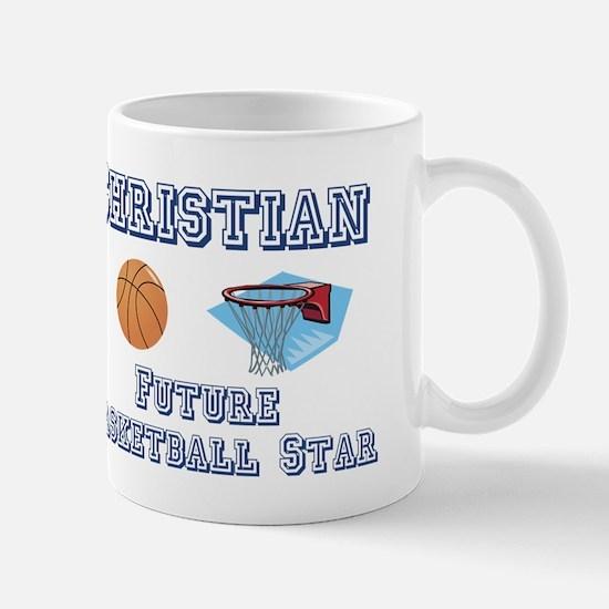 Christian - Future Basketball Mug