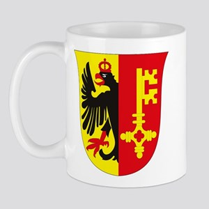 Geneva Coat of Arms Mug