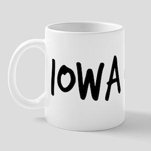 Iowa Chick Mug