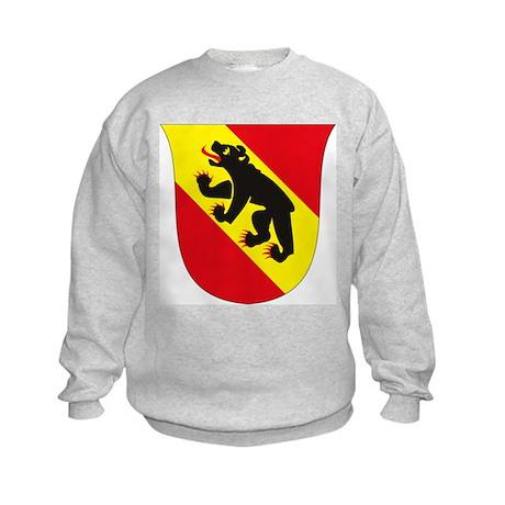 Bern Coat of Arms Kids Sweatshirt