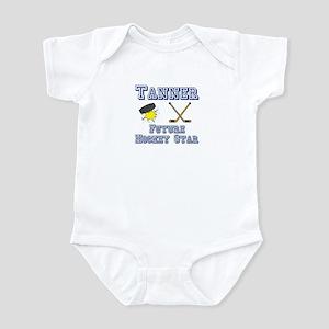 Tanner - Future Hockey Star Infant Bodysuit