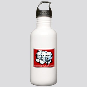 Marx, Engels, Lenin Stainless Water Bottle 1.0L