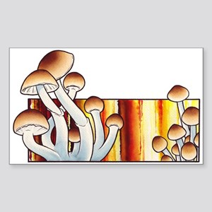 Psilocybin Sticker (Rectangle)