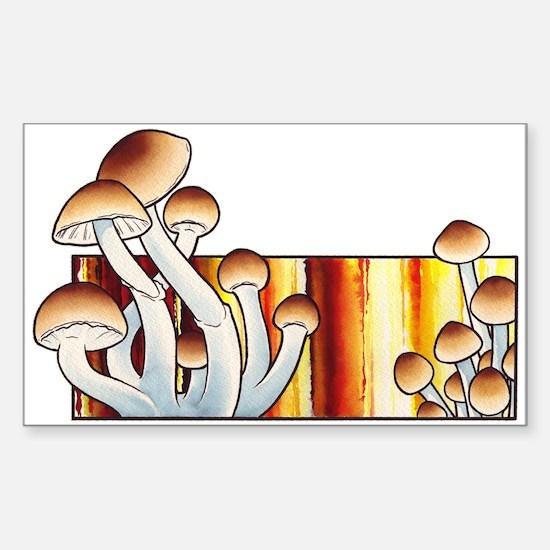 Psilocybin Sticker (Rectangle)