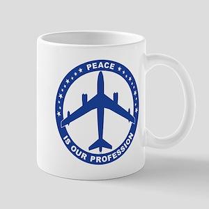 B-47 Peace Sign Mug