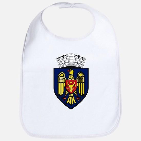 Chisinau Coat of Arms Bib