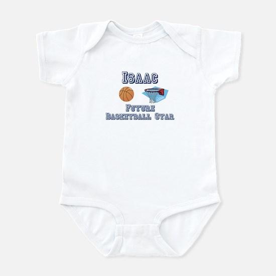 Isaac - Future Basketball Sta Infant Bodysuit