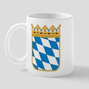 Bavaria Coat of Arms Mug