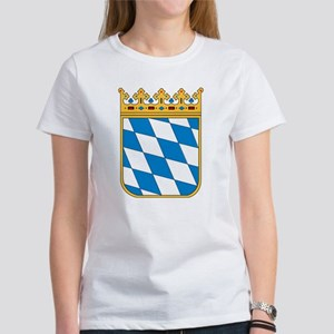 Bavaria Coat of Arms Women's T-Shirt
