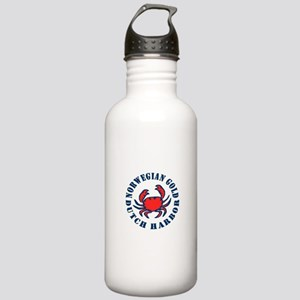 Deadliest Job Stainless Water Bottle 1.0L