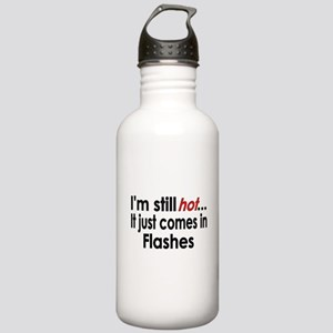 Menopause Hot Flashes Stainless Water Bottle 1.0L