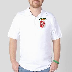 Florence Coat of Arms Golf Shirt