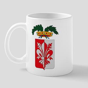 Florence Coat of Arms Mug