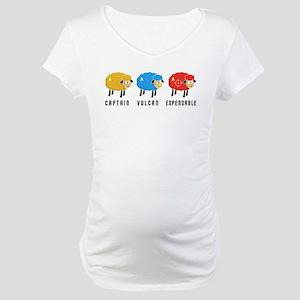 Star Trek Sheep Maternity T-Shirt